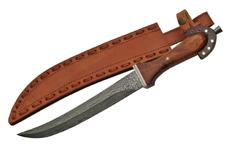 18.5″ DAMASCUS MINI SWORD