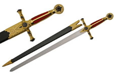 33″ MASONIC SWORD