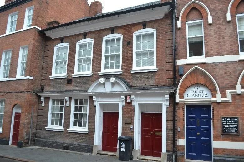 Friar Lane Leicester after restoration