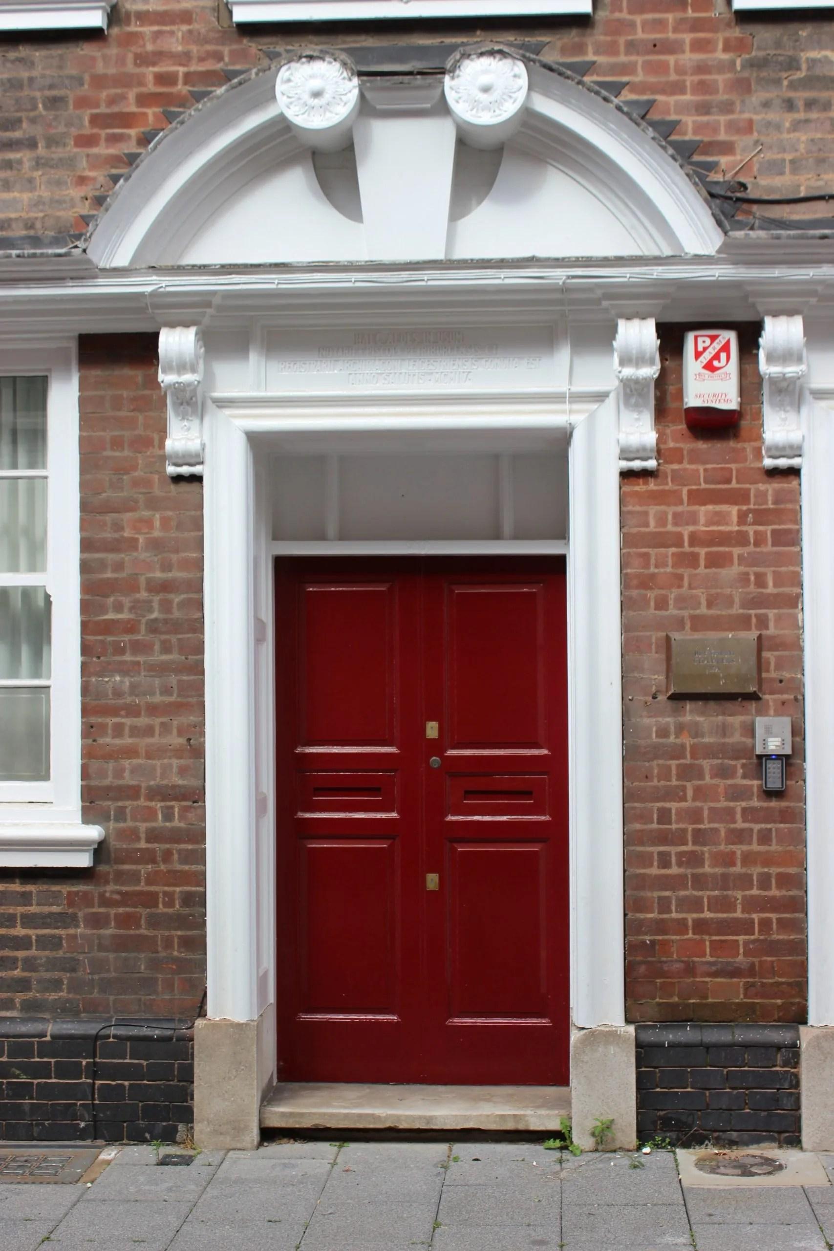Friar Lane, Leicester after restoration