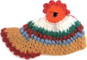 Unidentified knitted object