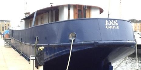 The good ship Ann