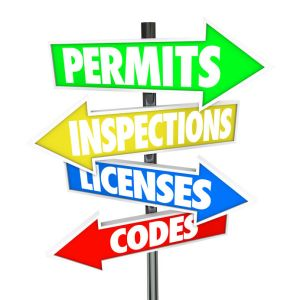 Permits Inspections Licenses Codes Business Signs Regulations