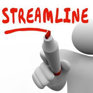 streamline sign business shorter build process