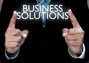 Business Solutions LED Signs