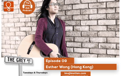 EP 09 Music Therapy with Esther Wong(Hong Kong)