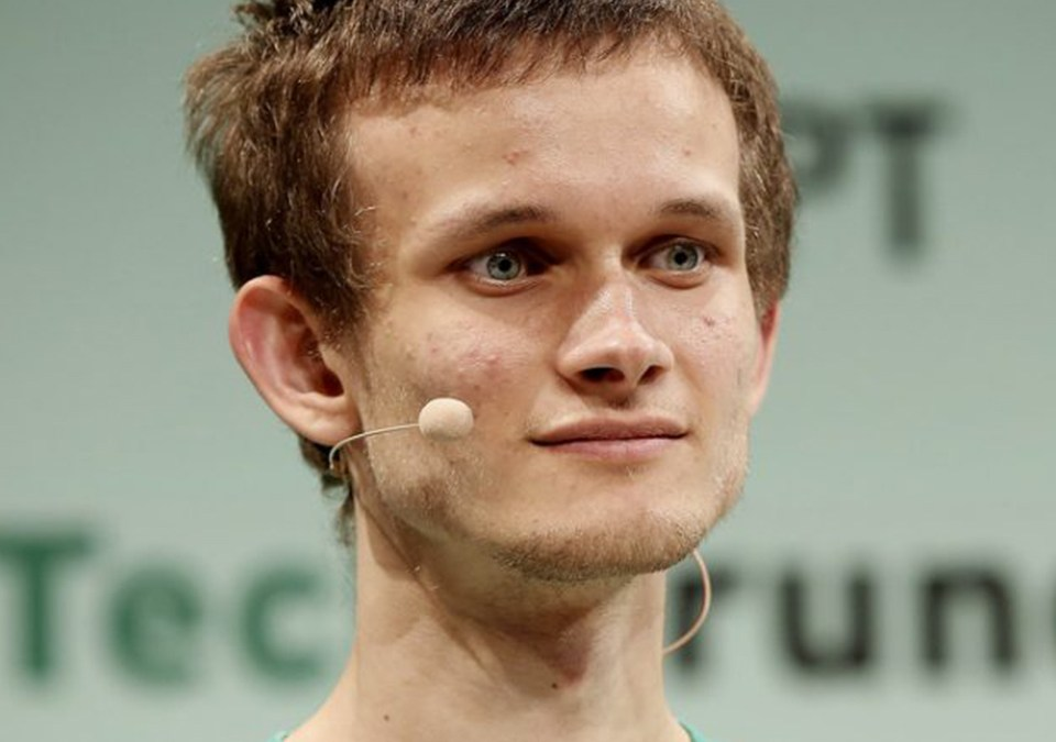 #124 Vitalik Buterin – The Creator of Ethereum