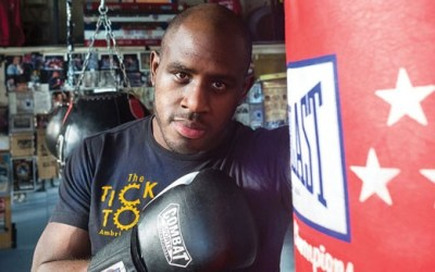 #147 Ed Latimore – Heavyweight Boxer, The 4 Confidences, Not Caring
