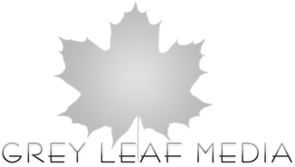 Grey Leaf Media Logo
