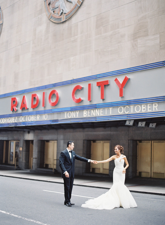Wedding Blog New York Wedding by Jen Huang