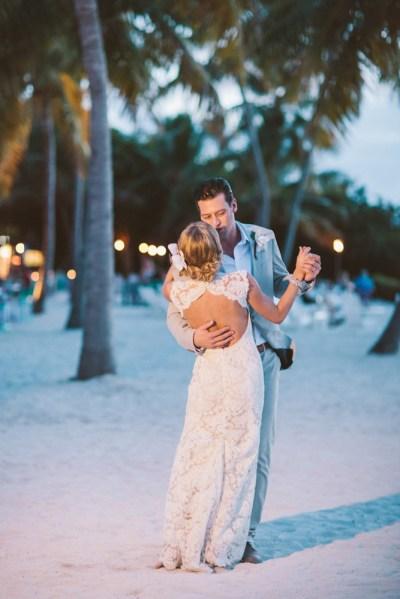 Luke and Lindsey's Florida Keys Wedding | Best Wedding Blog