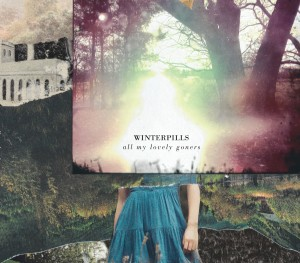 Winterpill's 2012 Release, All My Lovely Goners; photo courtest Winterpills.