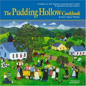 The Pudding Hollow Cookbook, by Tinky Weisblat