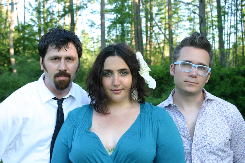 Peter Wise, Sara Katzoff and Timothy Ryan Olson are the co-artistic directors of Bazaar Productions.