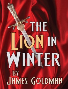The Lion in Winter runs from September 25 through October 11, 2015