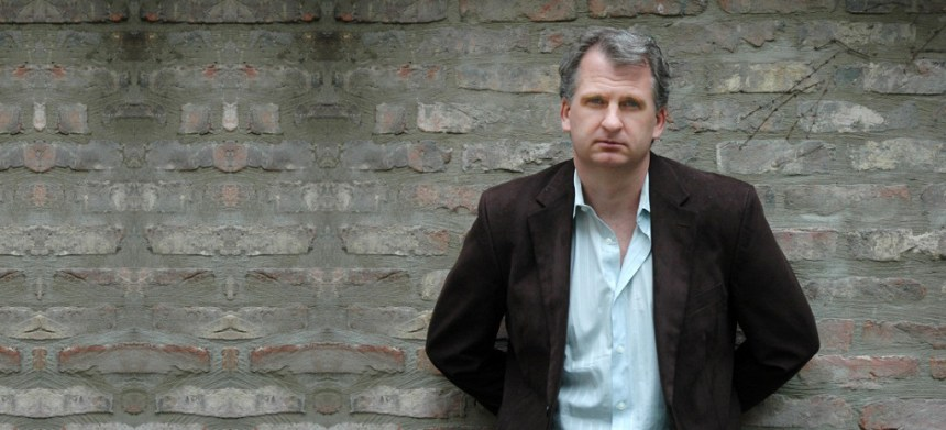 "Timothy Snyder, Housum Professor of History at Yale, and author of ""Black Earth: The Holocaust as History and Warning;"" photo by Ine Gundersveen, courtesy timothysnyder.org"