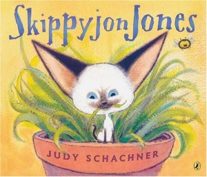 Skippy John Jones, by Judy Schachner