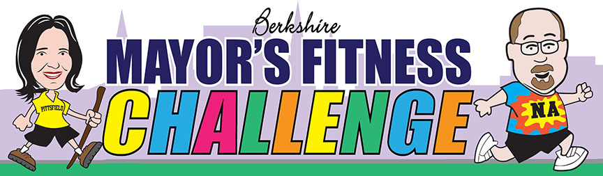 North Adams' second Berkshire Mayor's Fitness Challenge begins Friday May 6th at 5:30 p.m.