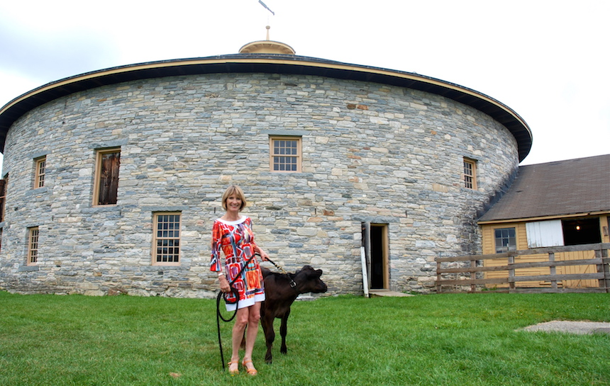 The Board of Trustees of Hancock Shaker Village announced September 14 the appointment of Jennifer Trainer Thompson to the positions of president and CEO of the landmark institution (photo, Robert S. Colantuono).