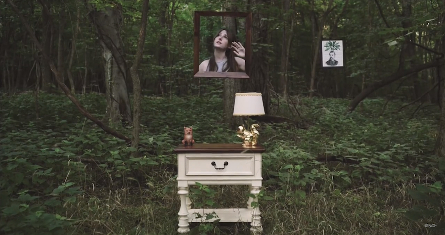 """Tessa Violet's newly released single """"Dream,"""" is sweet intoxication. The video, directed by Isaac White, lures the viewer into an emotional landscape of untethered longing."""