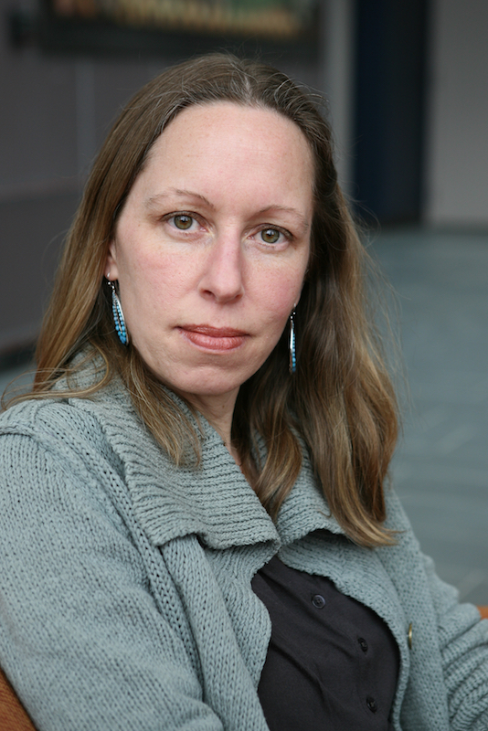 Amy Holzapfel, Chair and Associate Professor of Theatre at Williams College; photo by Roman Iwasiwka.