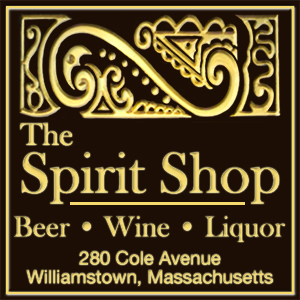 The Spirit Shop, 280 Cole Avenue, Williamstown, Massachusetts