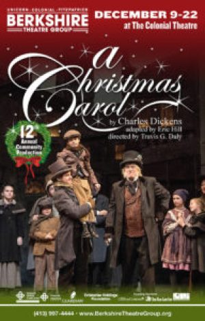 A Christmas Carol, at the Berkshire Theatre Group