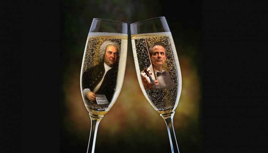 """Eugene Drucker takes the directorship of Berkshire Bach's time-honored and celebratory """"Bach at New Year's""""; submitted image."""