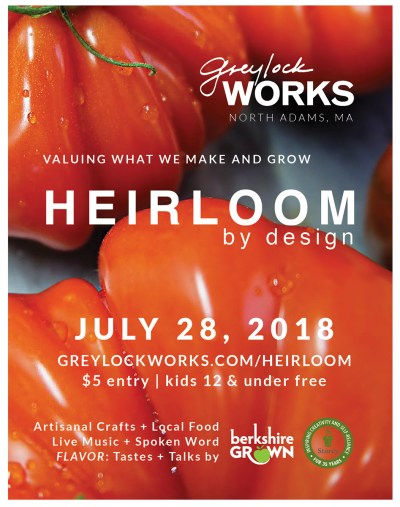 Heirloom by DESIGN - Valuing what we make and grow.