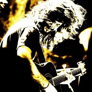 Joseph De Natale records and performs as Faint Peter; photo courtesy faintpeter.com, image manipulation by Jason Velázquez,