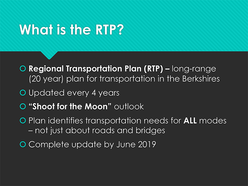 What is the RTP?