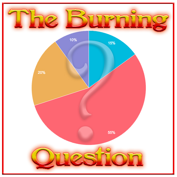The Burning Question