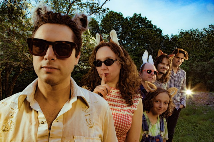 The Mammals appear Saturday, July 27 at Hancock Shaker Village as an installment in the Shaker Barn Music series, photo by Schnaidt.
