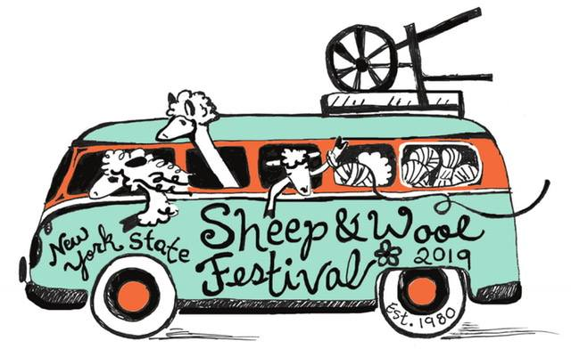 New York State Sheep and Wool Festival •