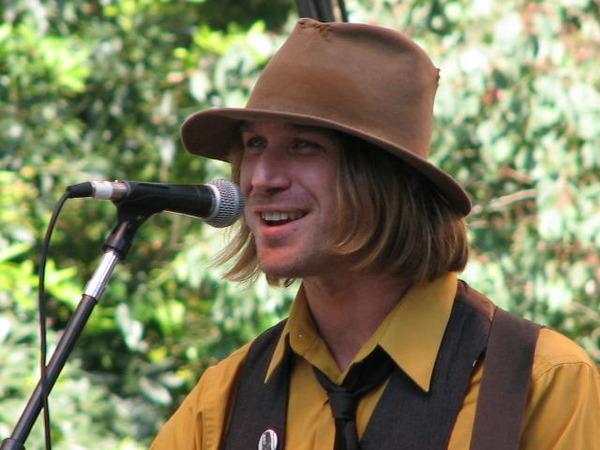 Photo of featured musician: Todd Todd Snider plays Club Helsinki in Hudson, New York Wednesday, July 24; photo by Cathy Mills.