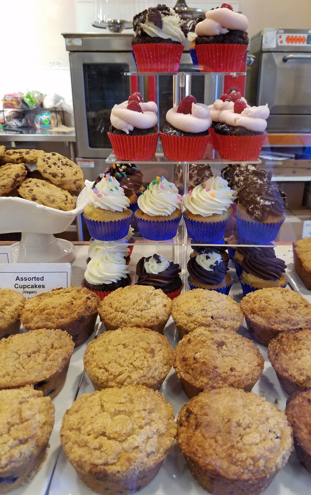 So close to the originals, you won't believe they're vegan and gluten free. Jodi Bee Bakes is a top stop for sweet treats; photo by Robin Catalano.