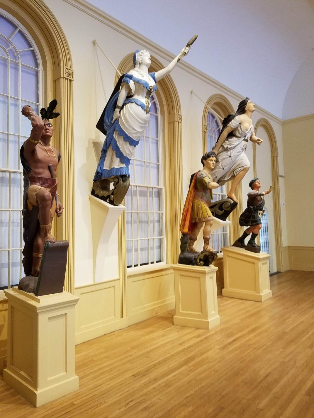 The Peabody Essex Museum is fast becoming one of the region's top arts and culture museums; photo by Robin Catalano.