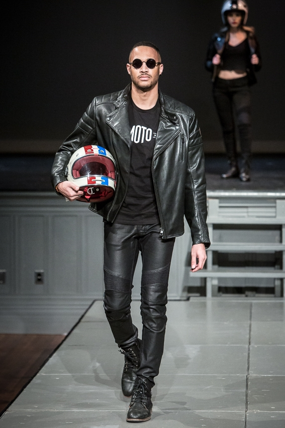 Designs by Moto at the 2nd Annual Forever Young Fashion Show; photo by Doug Mitchell.