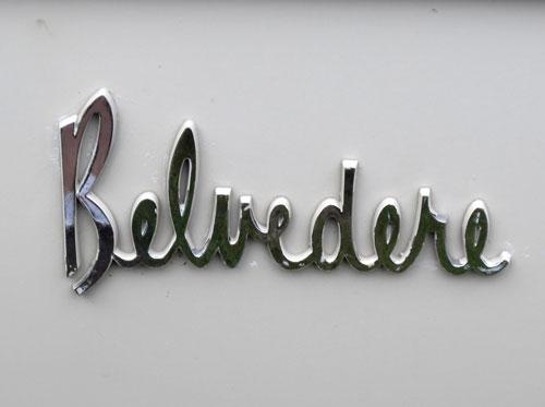Belvedere emblem