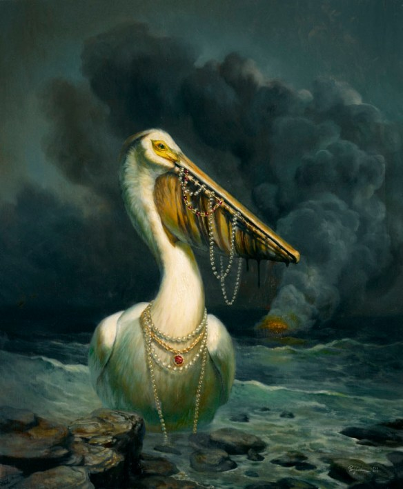 Martin Wittfooth - the Spoils
