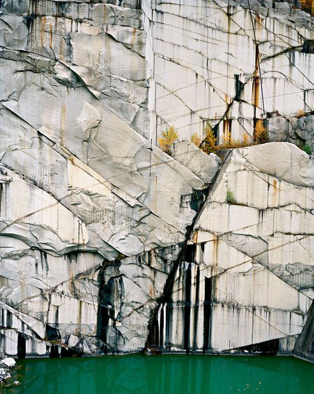 Edward Burtynsky -Vermont Quarry