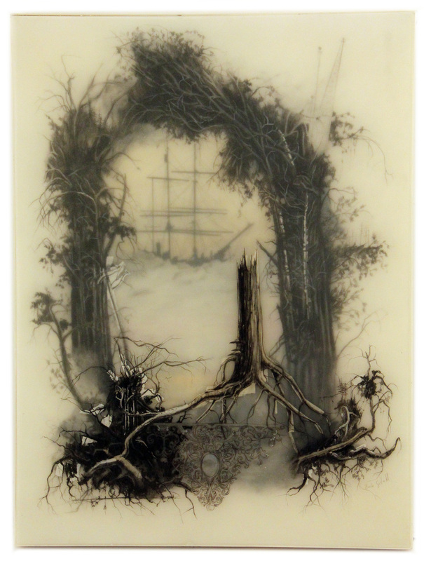 Brooks Shane Salzwedel - Ship Wreath - 2013