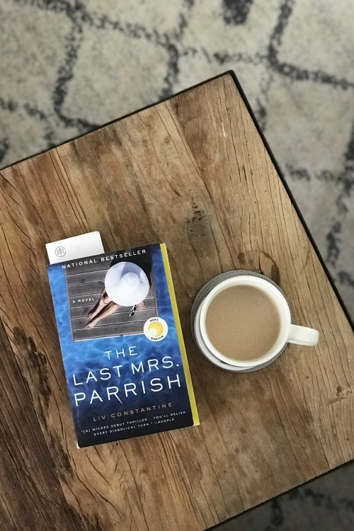 Book Review: The Last Mrs. Parrish