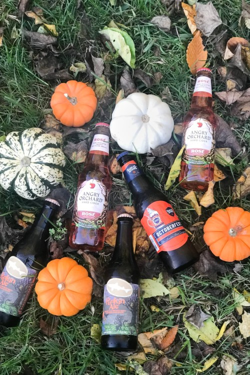 My Favorite Fall Beers