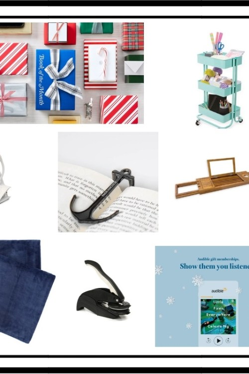 Holiday Gift Guide: Book Lovers