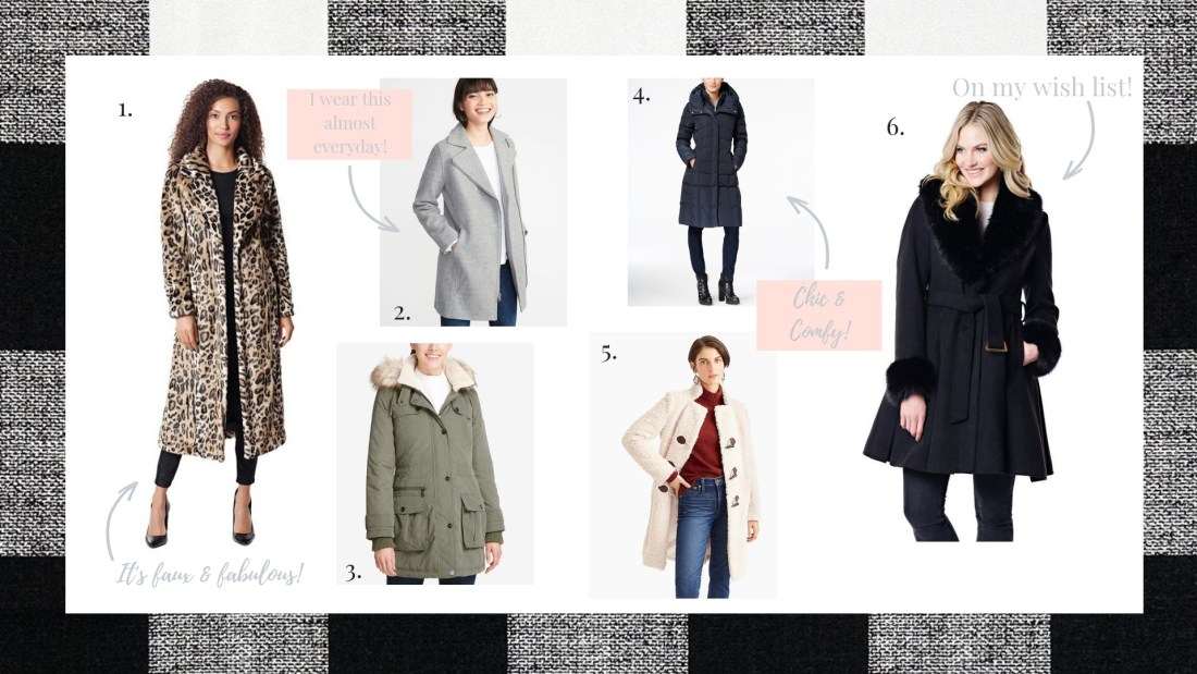 Favorite Winter Coats