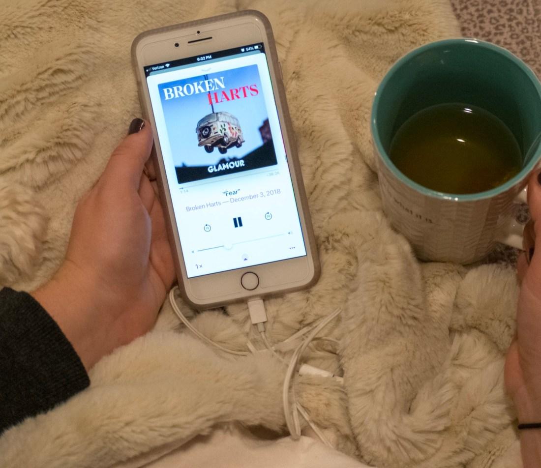 Podcasts- Broken Harts