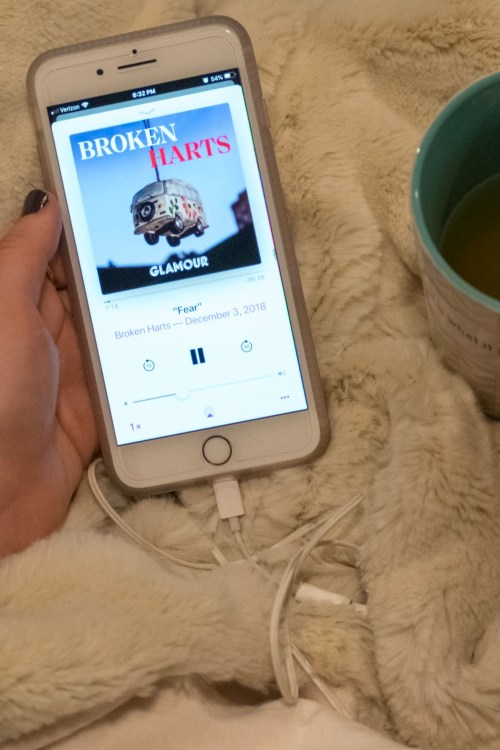 Podcasts: What I'm Listening to this Month