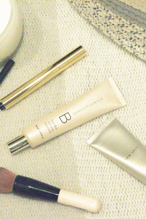 Current Make-Up Favs from Beautycounter
