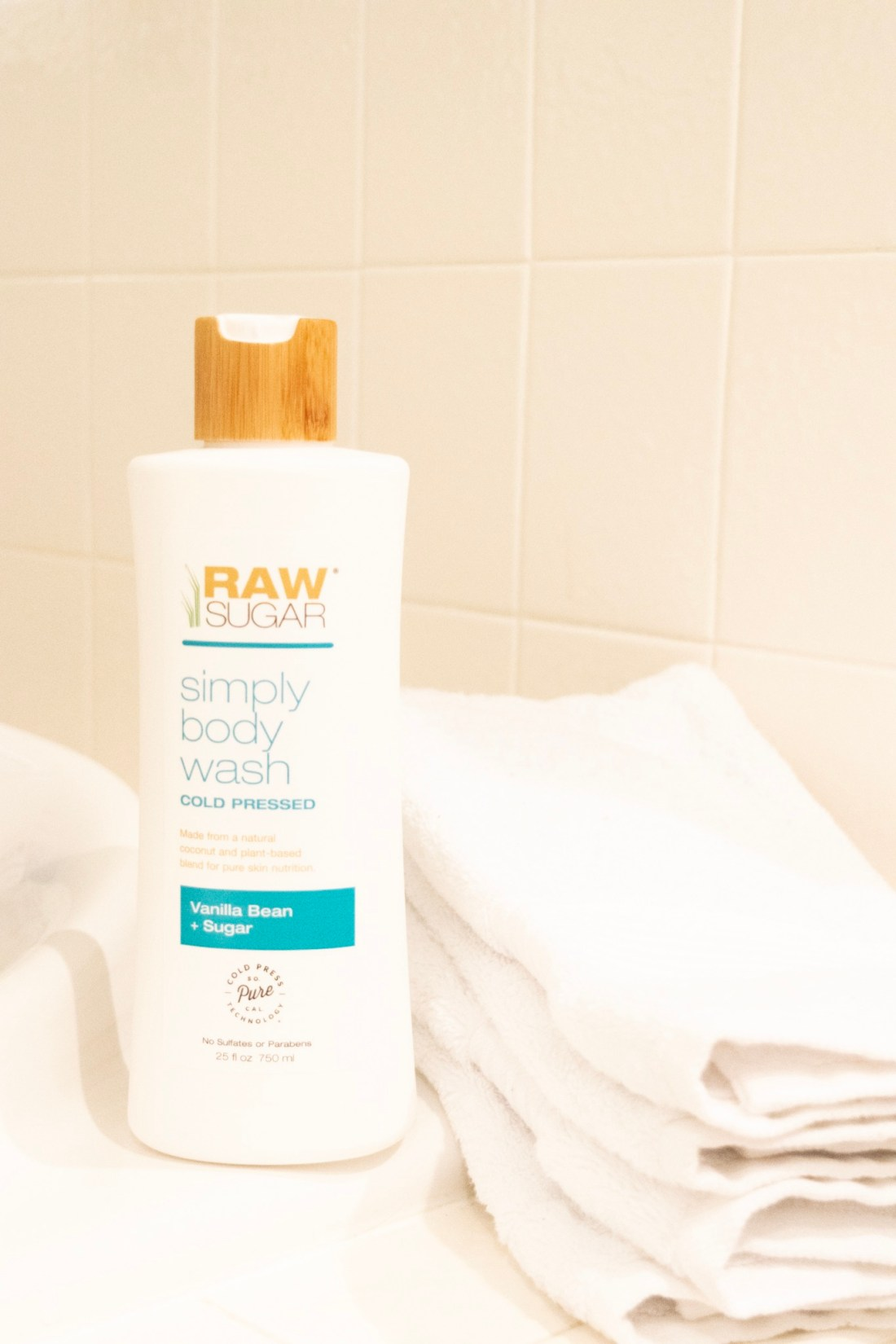 Raw Sugar Living Body Wash